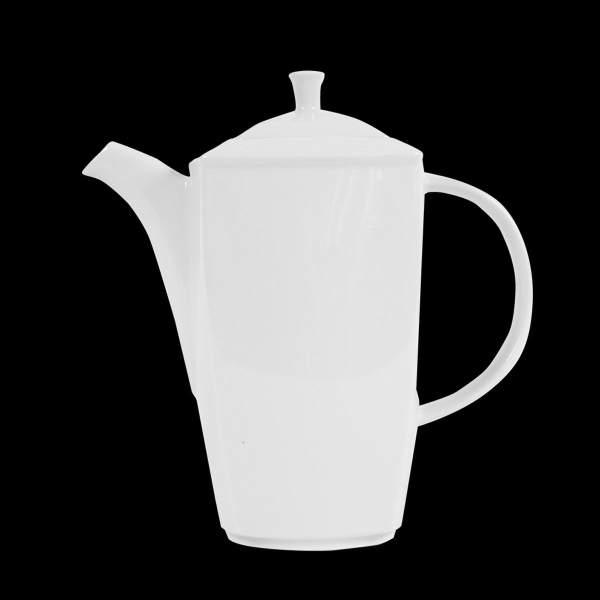 Kaffeekanne Ambrassador, weiß 2,2 l
