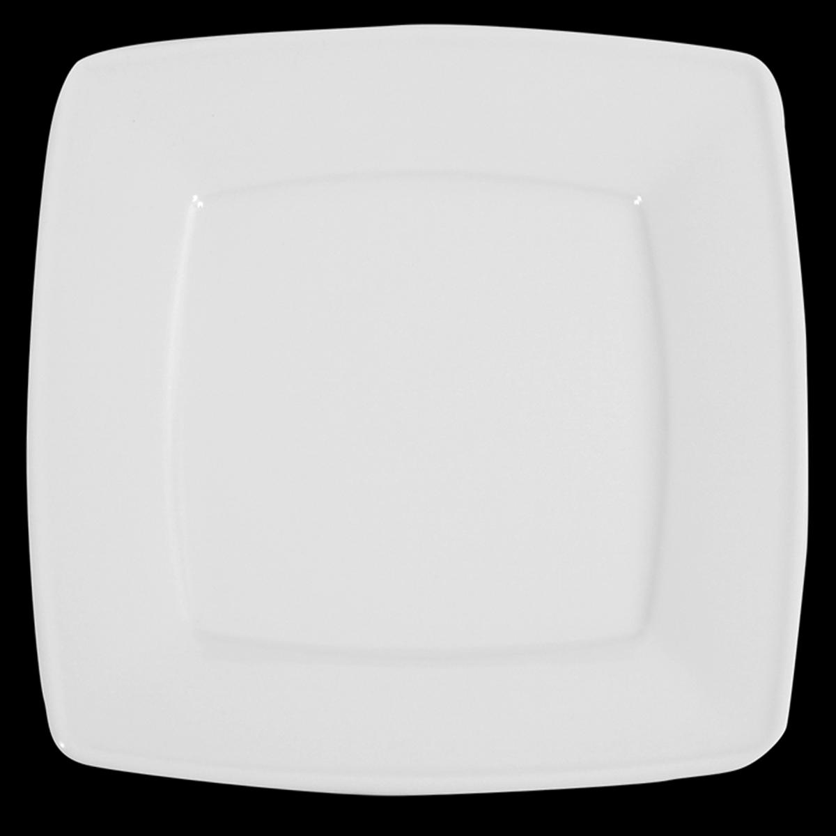 Platzteller Ambrassador, weiß, 33 cm
