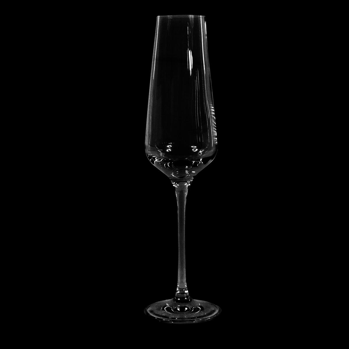 Champagner Glas, Superior