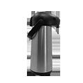 Kaffeekanne Thermo mit Pumpe