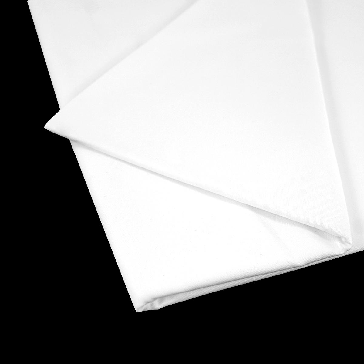 Tischdecke, 130 x 280 cm, weiß