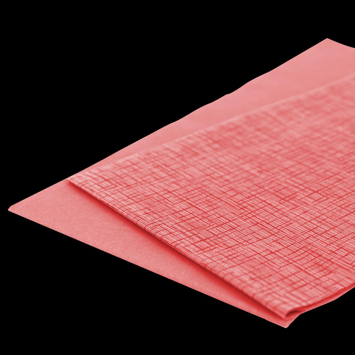 Serviette Dunilin 48 x 48 cm, Farbe lt. Muster, ungefaltet