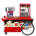Popcorn/Zuckerwatte-Mobil